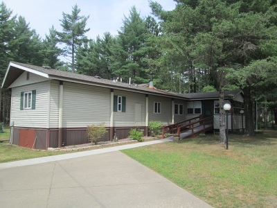 Adams WI Single Family Home For Sale: $74,900