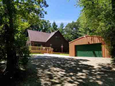 Rock County Single Family Home For Sale: 11347 N Bryant Rd