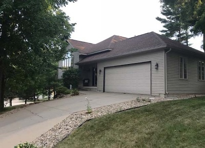 Sauk County Single Family Home For Sale: 901 Highland Tr