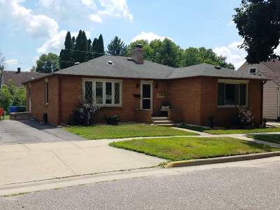 Sauk County Single Family Home For Sale: 718 3rd St