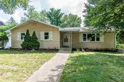 Sauk County Single Family Home For Sale: 716 Jacquelyn Dr