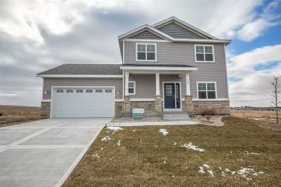 Deforest WI Single Family Home For Sale: $391,969