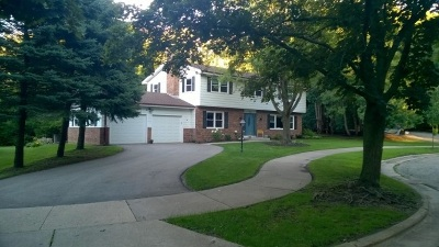 Madison Single Family Home For Sale: 9 Parklawn Pl