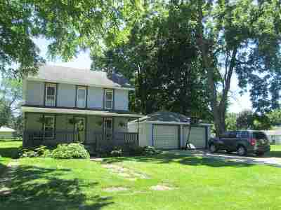 Evansville Single Family Home For Sale: 421 Lincoln St