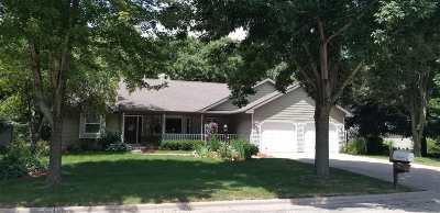 Single Family Home For Sale: 455 Clearbrooke Terr
