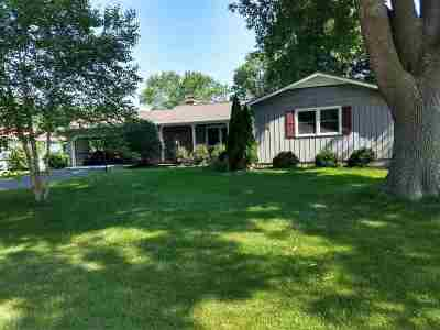 Dodge County Single Family Home For Sale: 116 Dana Dr