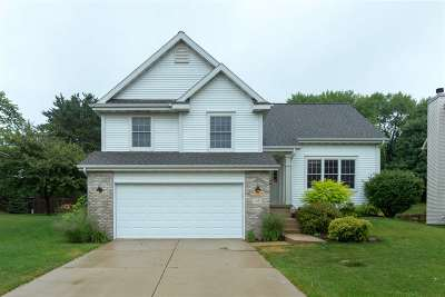 Madison WI Single Family Home For Sale: $325,000