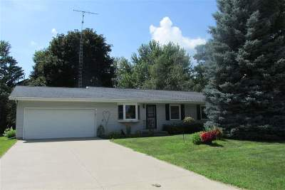 Dodge County Single Family Home For Sale: 1104 Gomer Dr