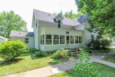 Dane County Single Family Home For Sale: 109 S High St