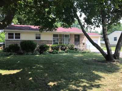 Dane County Single Family Home For Sale: 4396 Windsor Rd