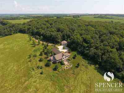 Green County Single Family Home For Sale: W8559 County Road C