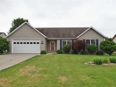 Rock County Single Family Home For Sale: 3732 Chesapeake Ave