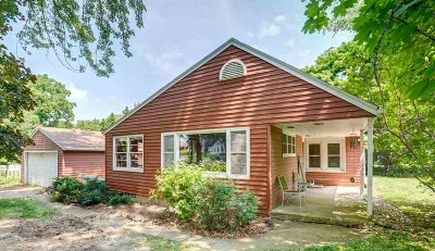 Madison Single Family Home For Sale: 4212 Hegg Ave
