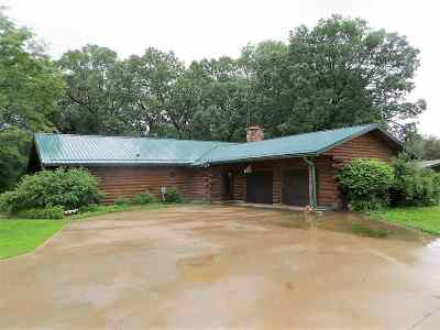 Single Family Home For Sale: N4879 County Road B