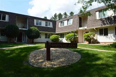 Dane County Condo/Townhouse For Sale: 7422 Whitacre Rd #1