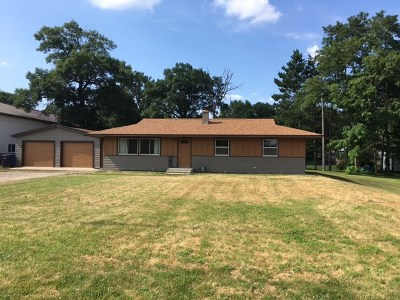 Iowa County Single Family Home For Sale: 132 Hwy 14