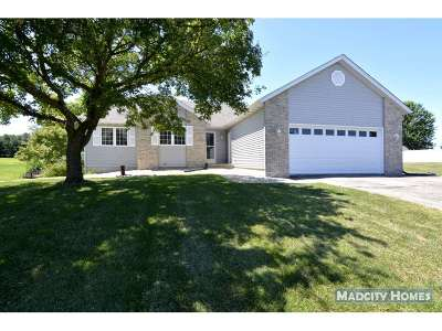 Sun Prairie Single Family Home For Sale: 6857 Northern Light Dr