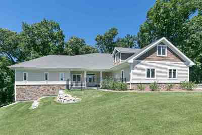 Dane County Single Family Home For Sale: 4209 Observatory Rd