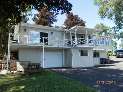 Wisconsin Dells Single Family Home For Sale: 970 E Hiawatha Dr.