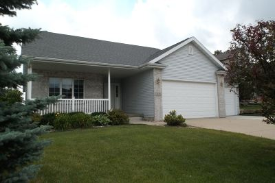 Sun Prairie Single Family Home For Sale: 3133 Collingwood Dr