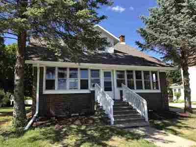 Rock County Single Family Home For Sale: 508 W Rollin St