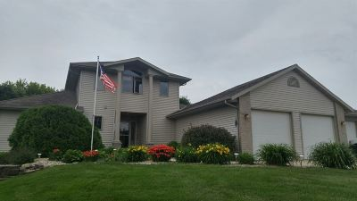 Dodge County Single Family Home For Sale: W8715 Birdie Ln