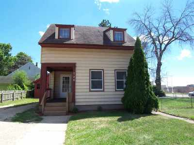 Rock County Single Family Home For Sale: 726 Henry
