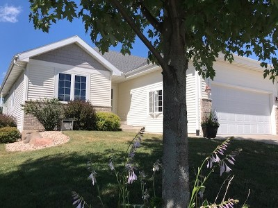 Oregon WI Single Family Home For Sale: $257,500