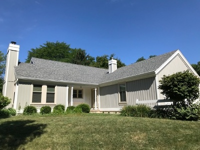 Dane County Single Family Home For Sale: 7866 E Oakbrook