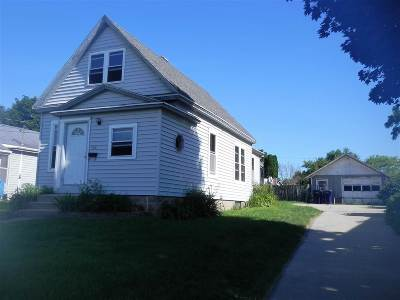 Rock County Single Family Home For Sale: 308 Riverside St