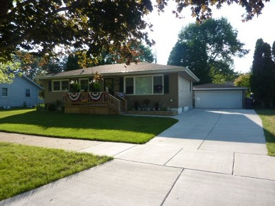 Rock County Single Family Home For Sale: 1416 Lafayette St