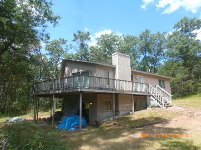 Adams WI Single Family Home For Sale: $109,900