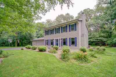Janesville Single Family Home For Sale: 4236 N Forest Hills Blvd