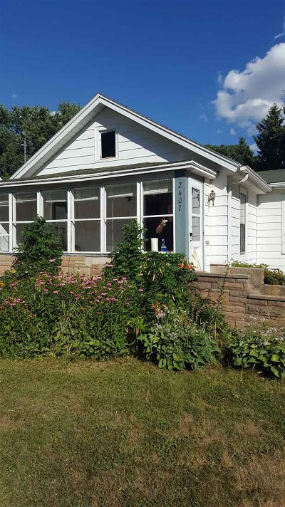 Dane County Single Family Home For Sale: 2407 Hoard St