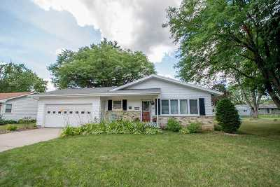 Sauk City Single Family Home For Sale: 317 Franklin St