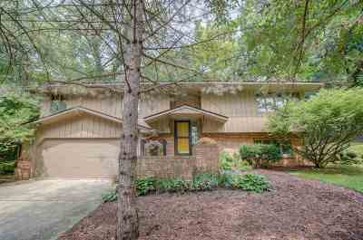 Madison Single Family Home For Sale: 3214 Knollwood Way
