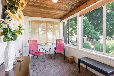 Columbus Single Family Home For Sale: 439 S Ludington St