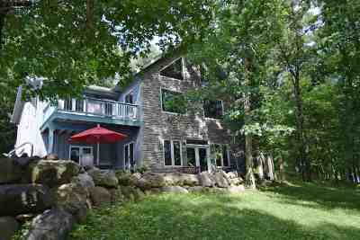 Sauk County Single Family Home For Sale: S1778 Menchoff Rd