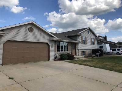 Janesville Single Family Home For Sale: 3229 Aurora Ln