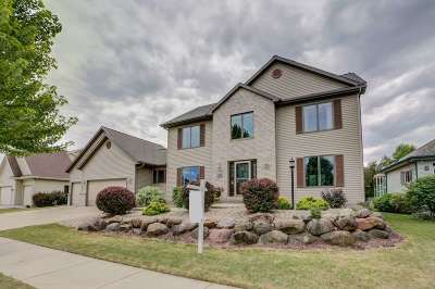 Waunakee Single Family Home For Sale: 502 Pleasant Valley Pkwy