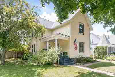 Oregon Single Family Home For Sale: 448 Jefferson St