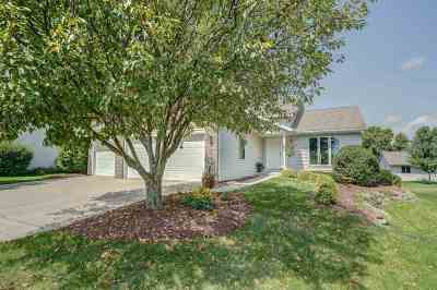 Oregon WI Single Family Home For Sale: $279,900