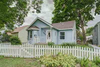 Madison WI Single Family Home For Sale: $220,000