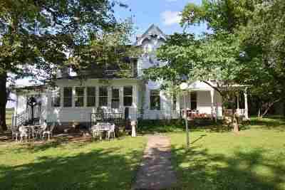 Jefferson County Single Family Home For Sale: W7478 & W7486 Martin Ln