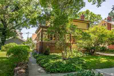Madison Single Family Home For Sale: 2107 West Lawn Ave