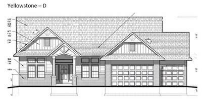 Edgerton Single Family Home For Sale: 11027 N Lakewoods