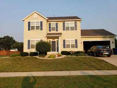 Single Family Home For Sale: 108 Ridgeline Dr