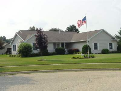 Edgerton Single Family Home For Sale: 110 Coralberry Ct