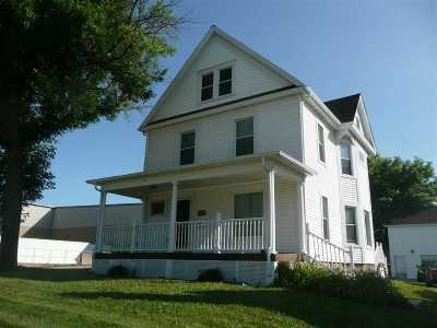 Columbus Single Family Home For Sale: 656 W James St