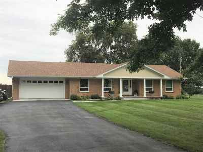 Columbia County Single Family Home For Sale: N7470 Hwy 146